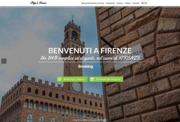 Olga's House Florence