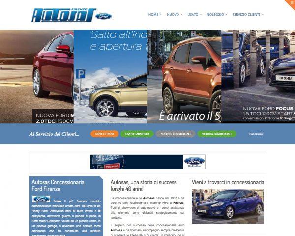 Autosas – Firenze