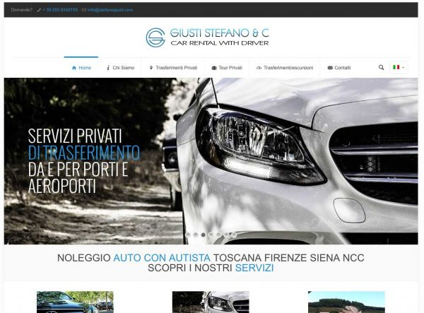 Giusti Net-Reserve.it web agency realizzazione siti web
