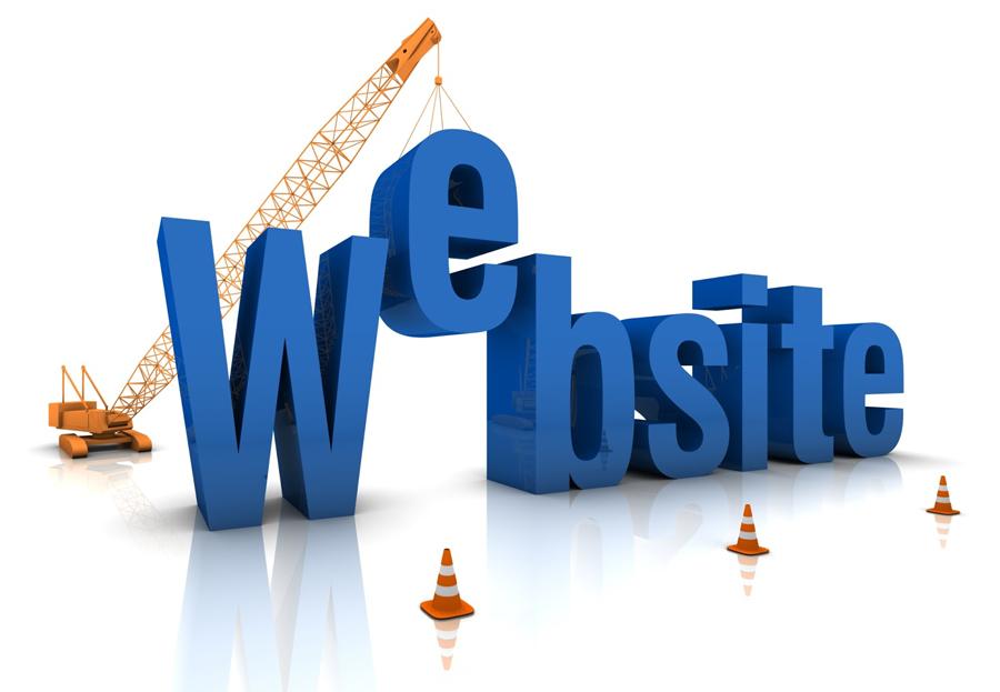 Vecchio sito web da rottamare